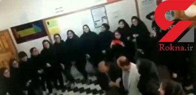 سرنوشت مدرسه ای که فیلم رقص معلمان با دانشآموزان منتشر شد به کجا رسید؟+ تصویر