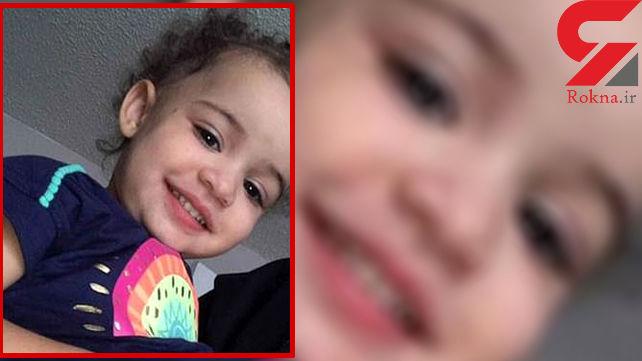 مادر بی رحم دختر 2 ساله خود را آنقدر شکنجه کرد تا کشته شد+ عکس