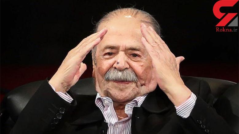 محمدعلی کشاورز: هیچوقت متوجه نشدم چرا «پدرسالار» آنقدر طرفدار دارد؟ + عکس