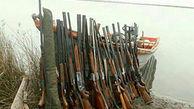 دستگیری 2 شکارچی متخلف در آستارا