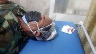 دامدار تبر به دست جنگلبان گلستانی را راهی بیمارستان کرد +عکس