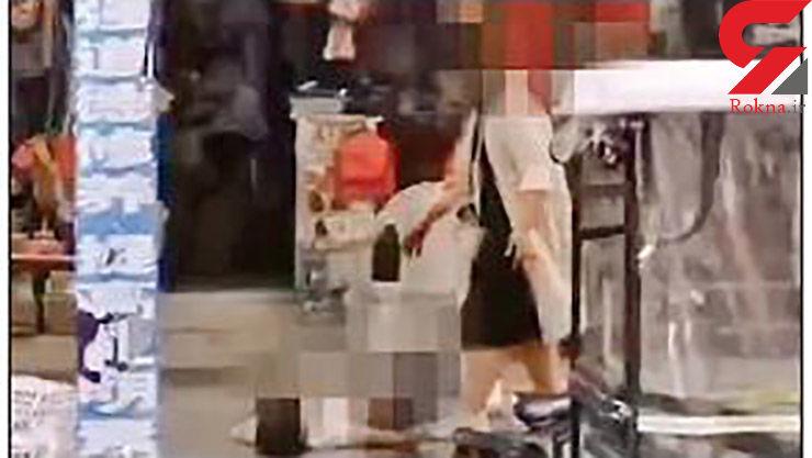 """زن جوان نامزدش را با چاقو تکه پاره کرد / قتل برای جمله """"بستنی نخور چاق میشوی""""+ عکس"""