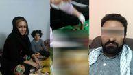 فرار شوهر راحله به سلیمانیه عراق  / دخترک کجاست؟! + عکس قاتل و فیلم گفتگوی اختصاصی