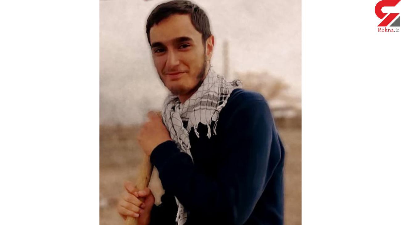 نخبه دانشگاه خواجه نصیرالدین طوسی آسمانی شد + عکس