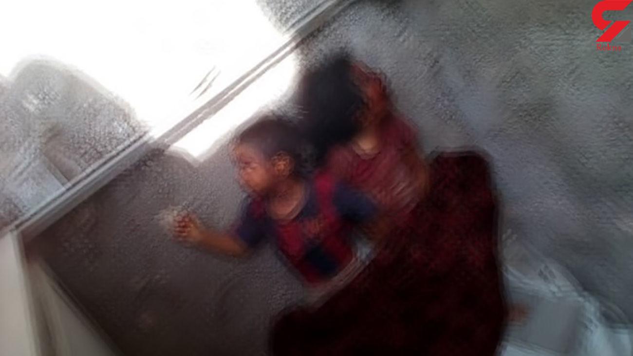 حمله مرگبار کفتار به مادر و 2 کودکش + عکس جنازه 2 کودک