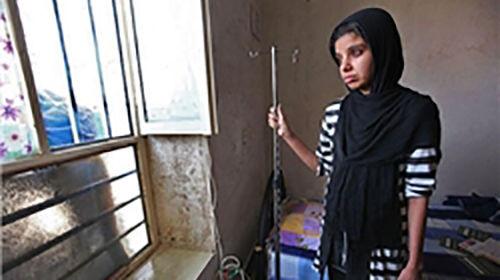 روزگار تلخ دختر 19 ساله بوشهری به دلیل اشتباه پزشکی+تصاویر