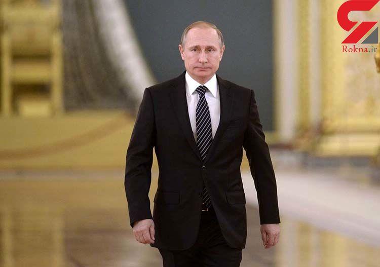 ولادیمیر پوتین به امارات رفت