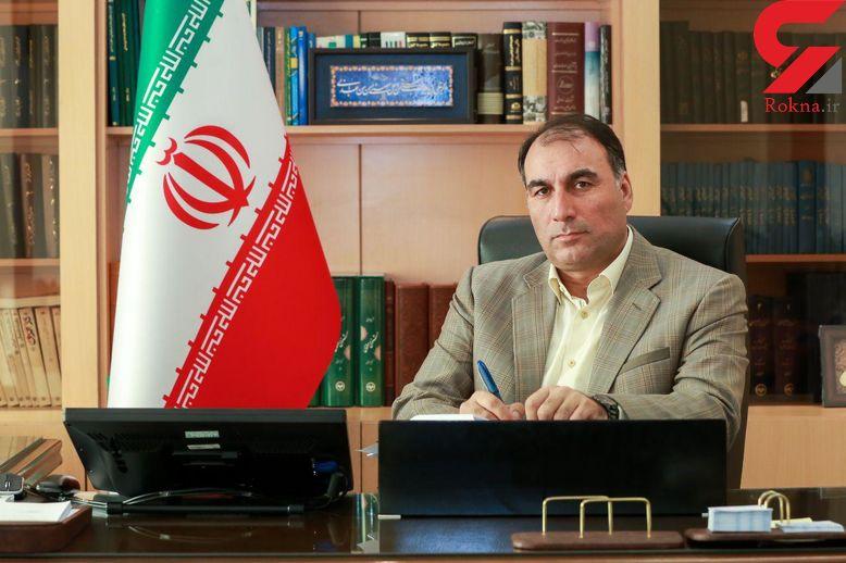 علیاکبر اسماعیلآبادی « معاون اداری و مالی نهاد ریاست جمهوری » شد