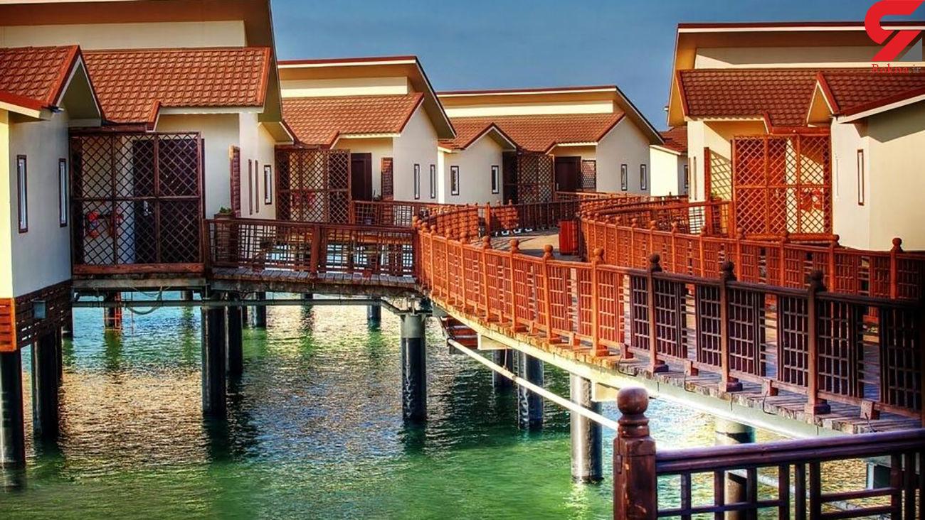 با هتل های کیش روی آب آشنا شوید
