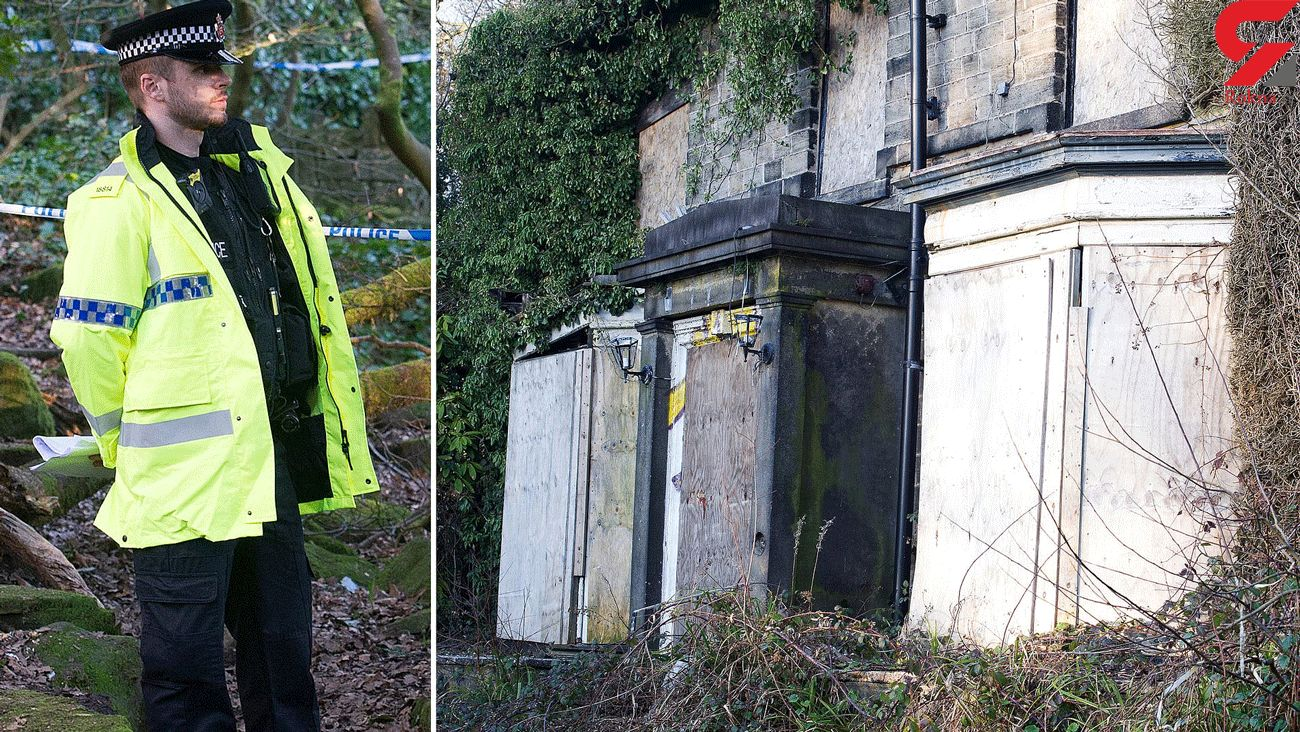 'Human skull' found in woodland as police cordon off area near abandoned pub