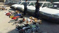 دستگیری سارق ۲۰ دستگاه خودرو در همدان
