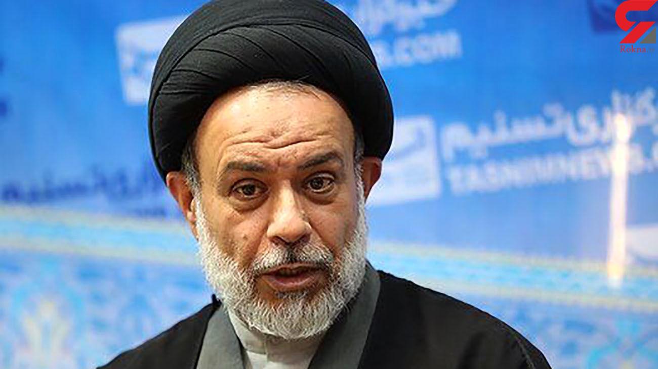 یک روحانی کاندیدای جدید انتخابات 1400+عکس