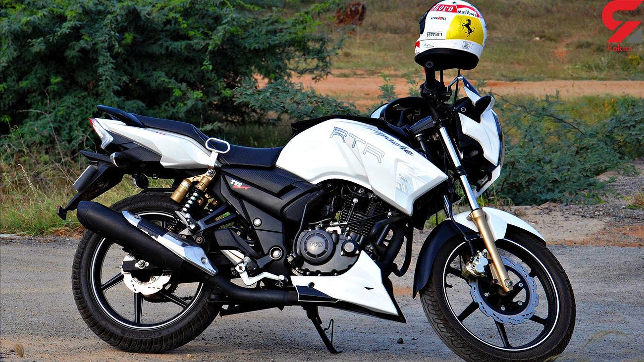 قیمت آپاچی ، کاوازاکی و انواع دیگر موتورسیکلت در بازار