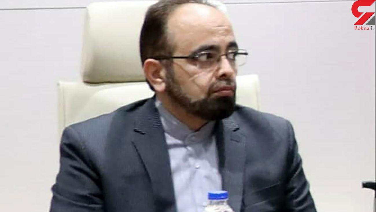 بازداشت رییس سابق امنیت حفاظت قوه قضائیه + عکس