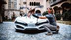 خودرویی که با الهام از پرنده شاهین ساخته شد