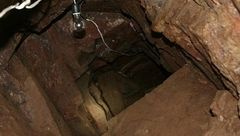 تونل عجیبی در نطنز کشف شد!