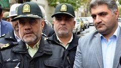 این مردان خط خطی  تهرانی ها را به وحشت می انداختند +فیلم