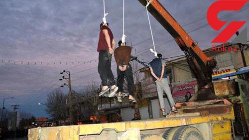 انتشار اسامی و جزئیات اعدام صبح امروز 3 دزد مسلح در یاسوج + عکس
