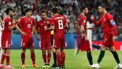 ترکیب احتمالی تیم های ملی فوتبال ایران و پرتغال از نگاه رسانه ایتالیایی+عکس