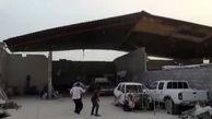 طوفان سقف کارگاه هرمزگان را کند + فیلم