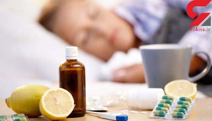 درمان سرماخوردگی فصلی با 13 گام طلایی