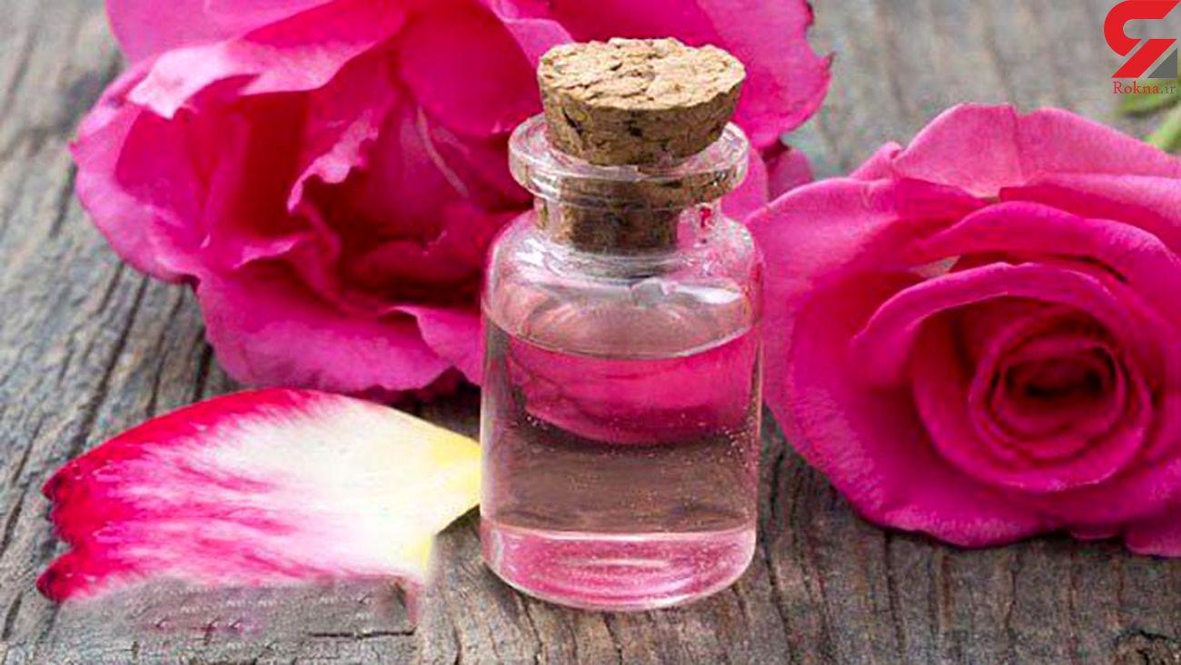 گلاب و خاصیت ضد عفونی کنندگی