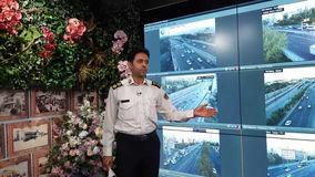 وضعیت ترافیکی تهران دوم مرداد ماه