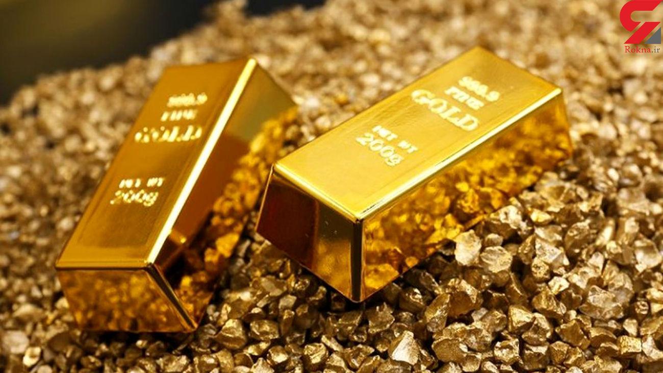 قیمت جهانی طلا امروز سه شنبه 19 اسفند