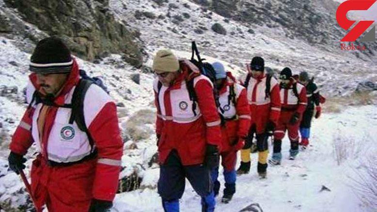 سفر بی بازگشت دو امدادگر در کوهرنگ