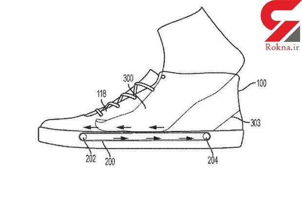 کفش ورزشی قابل شارژ مخصوص ورزشکاران