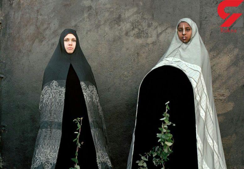 تلفیق فشن و حجاب در معروف ترین مجله مد دنیا + عکسها