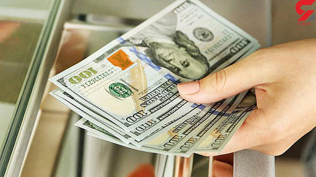 دلار اندکی گران شد/ نرخ بازار آزاد به ۲۵۸۵۰تومان افزایش یافت