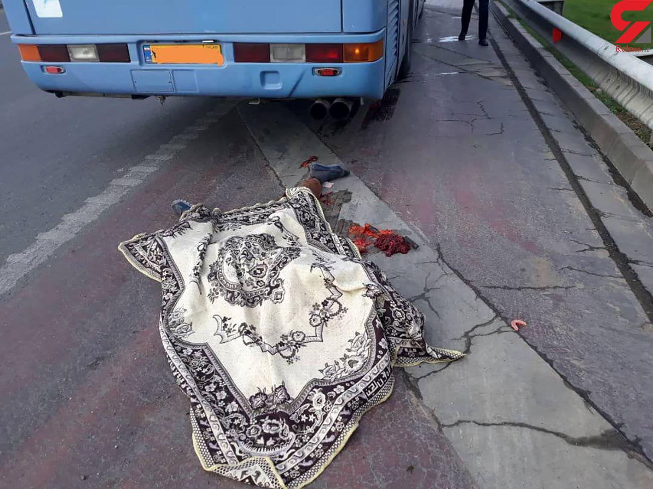تصادف مرگبار در شازند یک کشته برجا گذاشت