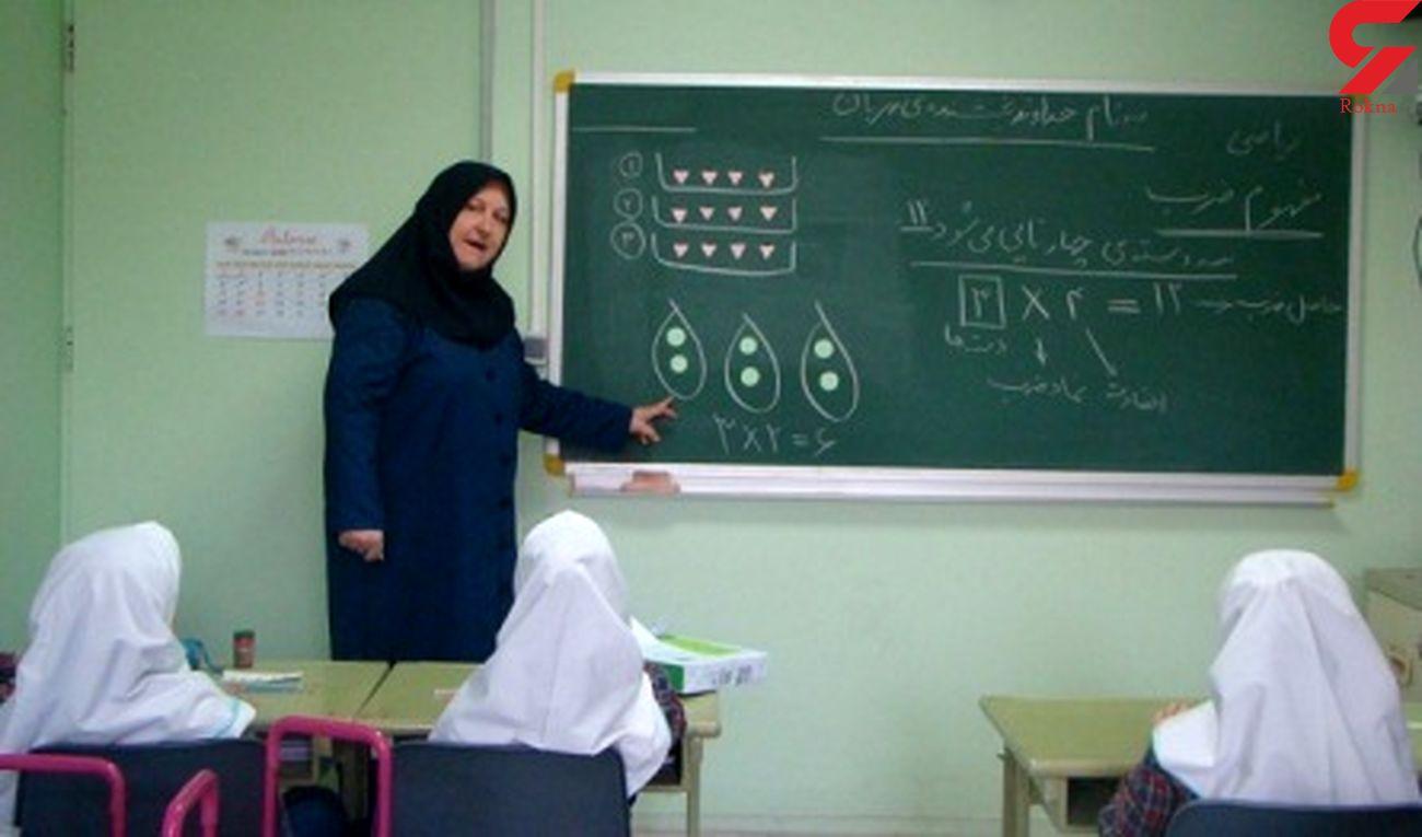 استخدام بیش از ۵۲ هزار نیروی جدید در آموزش و پرورش