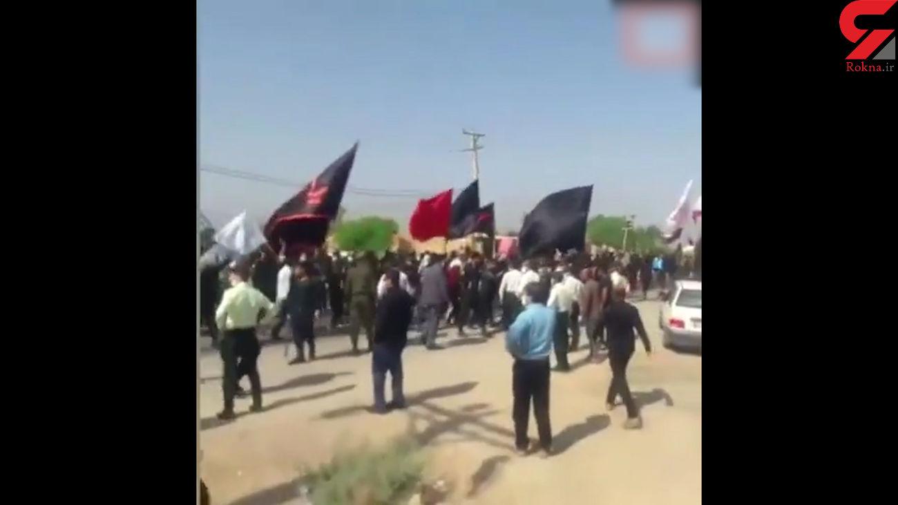 مرز شلمچه بسته است / عراق آمادگی پذیرش زائر ندارد  +فیلم