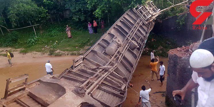 فاجعه مرگبار در مولوی بازار / 3 زن و 2 مرد بنگلادشی کشته شدند + عکس های تکاندهنده