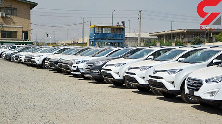 بازار خودروهای خارجی؛ رشد نجومی قیمت ها و رکود خرید و فروش