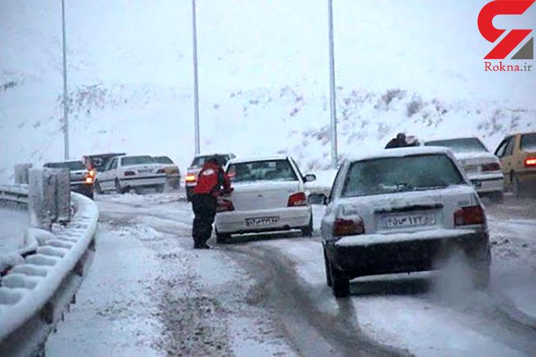 آمار عجیب از برخورد خودروها در جاده های آذربایجانشرقی