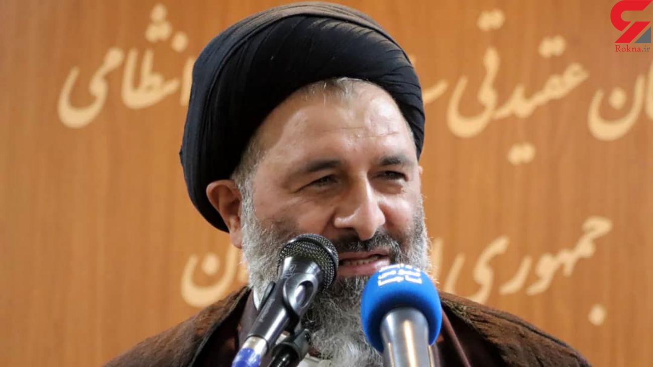 سخنرانی  حجت الاسلام و المسلمین دکتر سیدعلیرضا ادیانی در طرح توجیهی و آموزشی روحانیون