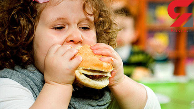 حل بحران  چاقی کودکان