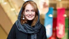 واکنش مهناز افشار به ازدواج مریم کاویانی با آقای دیپلمات! + عکس