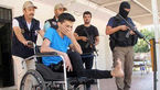 جلاد داعش در ترکیه دستگیر شد + عکس