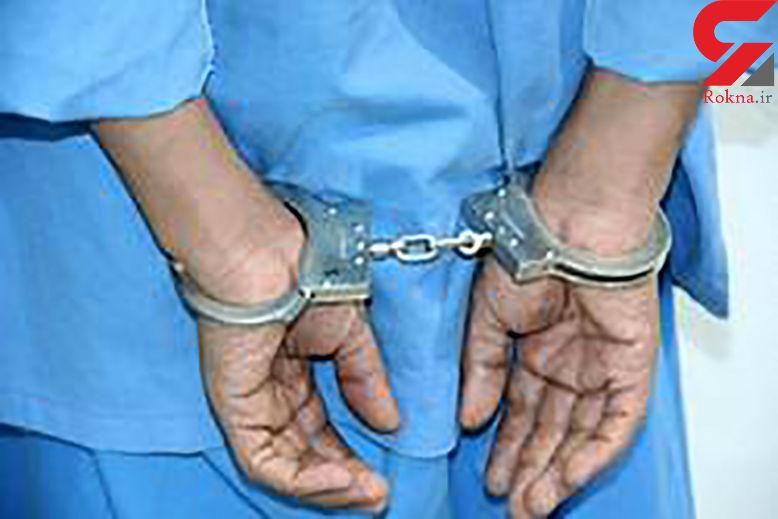 بازداشت عامل وحشت آفرینی کرونایی در اراک