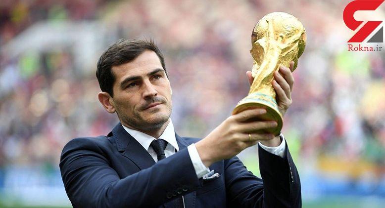 جایزه بهترین دروازهبان لیگ پرتغال به کاسیاس رسید