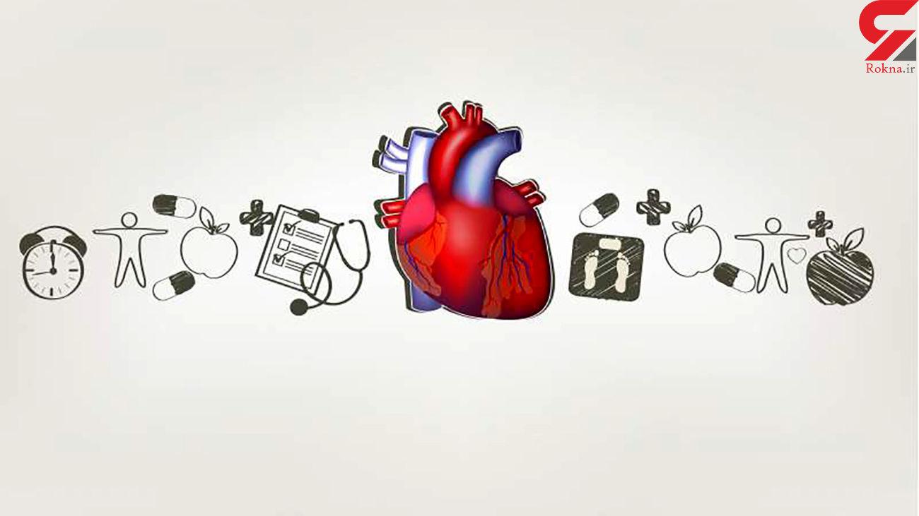 کرونا در کمین قلب هاست