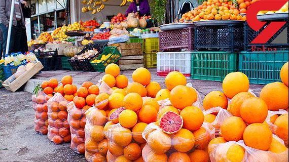 تاثیر بارندگی های اخیر بر بازار میوه و تره باربجنورد/ حمل میوه و تره بار به بجنورد کند شد,