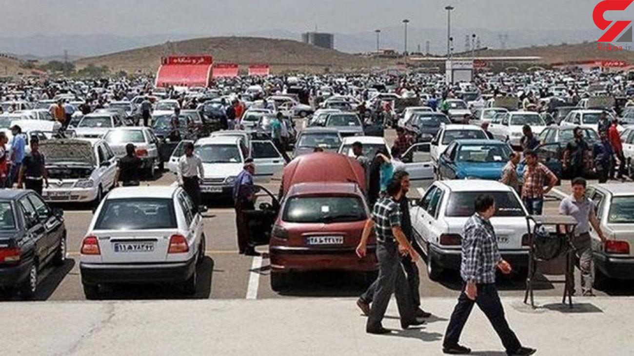 اتفاق عجیب در بازار قیمت خودروهای مونتاژی!