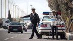 پلیس در نوروز با رانندگان متخلف بدون اغماض برخورد می کند