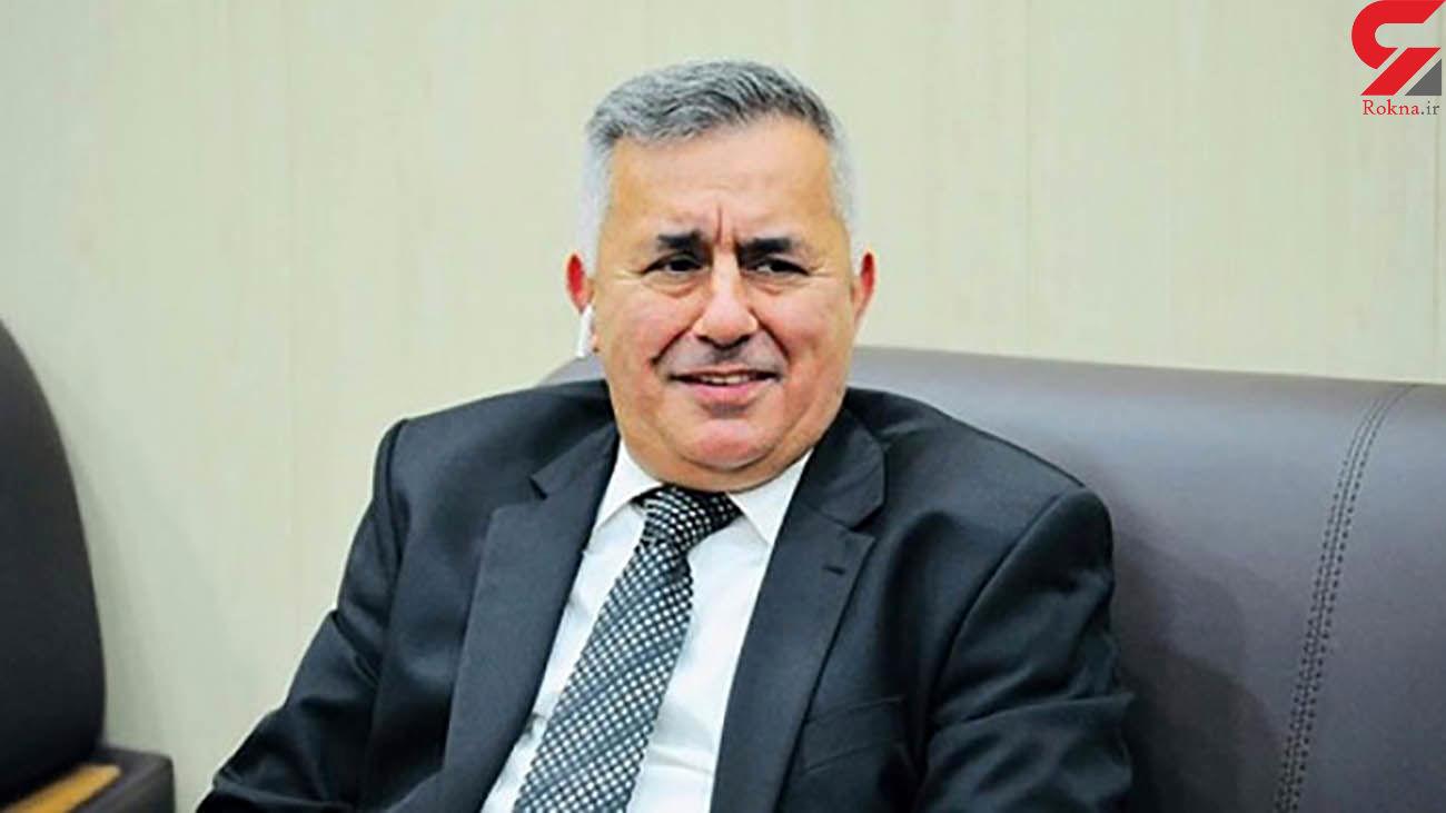 کرونا به جان رئیس موقت فدراسیون فوتبال عراق  افتاد