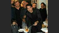حضور زنده یاد هادی نوروزی در مراسم عزاداری محرم + عکس